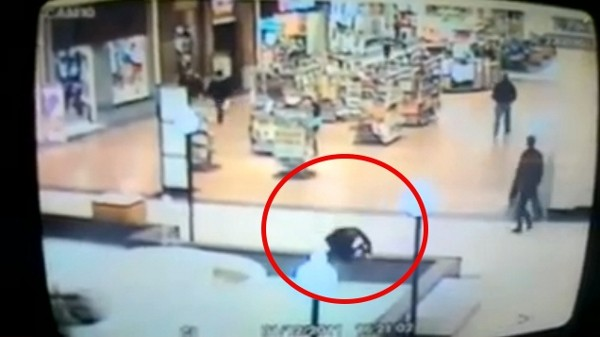 Texting Women Falls into Fountain ... Ashamed? Of Course Not - She's Suing the Mall!