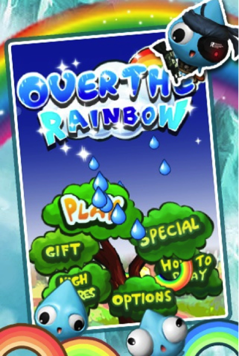 Over the Rainbow for iPhone/Touch Review  Over the Rainbow for iPhone/Touch Review