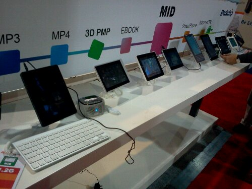 2011 May Actually BE the Year of the Tablet