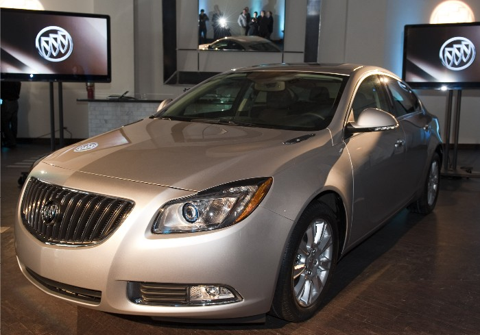 Buick Gets eAssist but Chevy Brings the Thunder