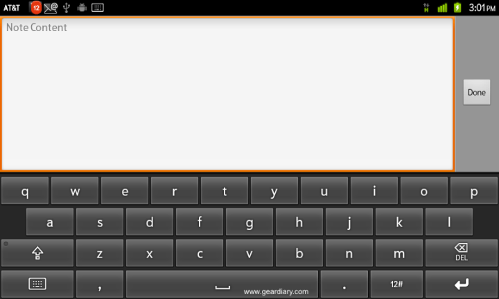 WritePad for Android Review: It Has the Write Stuff