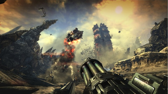 PlayStation 3 Game Review: Bulletstorm Limited Edition