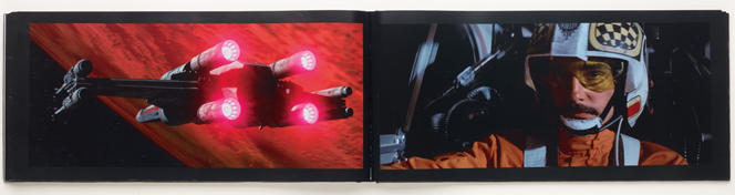 Star Wars: Frames for the True Fans