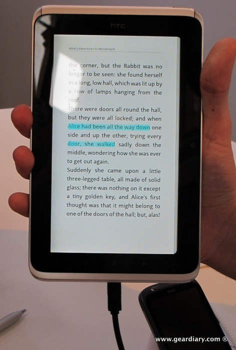 MWC: Hands-On with HTC's Newest Devices  MWC: Hands-On with HTC's Newest Devices