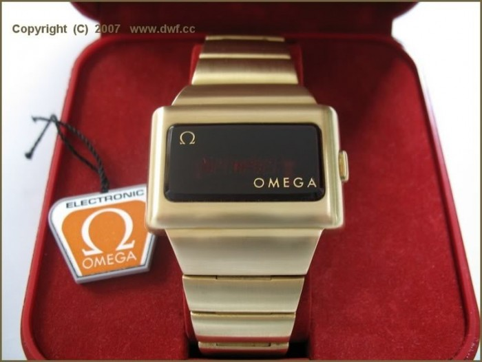 First Look: The Omega Constellation Time Computer I Takes Horology to a Whole New Level