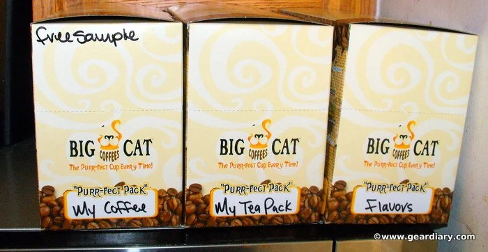 Big Cat Coffee's Purr-fect Pack Review  Big Cat Coffee's Purr-fect Pack Review