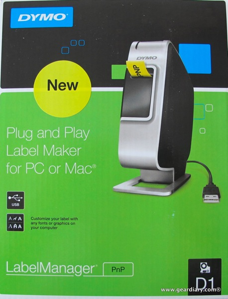 Review: DYMO LabelManager PnP