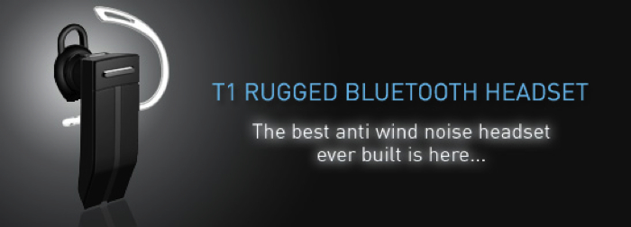 Review: BlueAnt T1 Rugged Bluetooth Headset