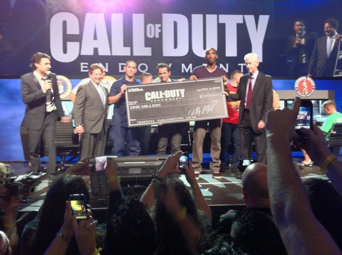 Call of Duty and C.O.D.E. Help Educate our Vets