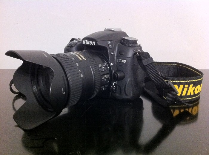 High Def with D-SLR - Adding the Nikon D7000 to My Gear Bag