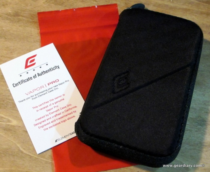 iPhone 4 Accessory Review: The Element Case Vapor Pro Limited Edition  iPhone 4 Accessory Review: The Element Case Vapor Pro Limited Edition