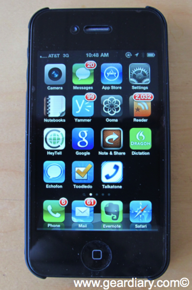 Power Support Air Jacket for iPhone 4 Review