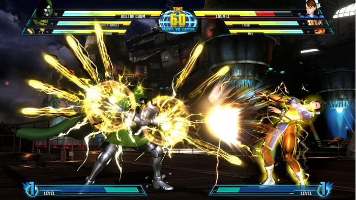 Marvel vs. Capcom 3: Fate of Two Worlds PlayStation 3 Game Review