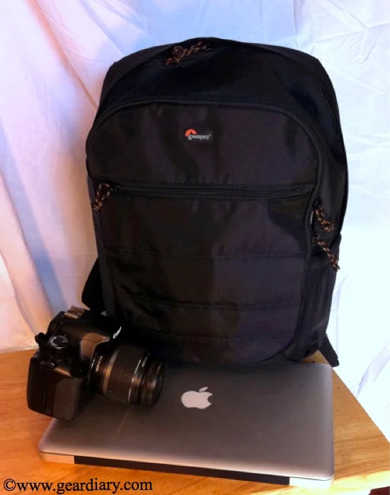 Review: Lowepro Compuday Photo 250 Backpack