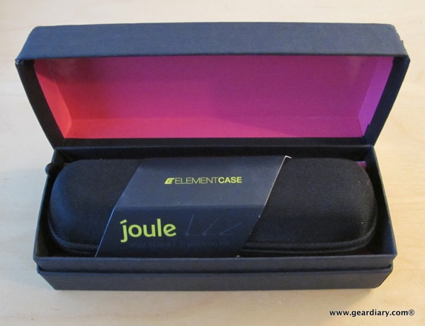 iPad Accessory Review: Element Case Joule Chroma iPad Stand  iPad Accessory Review: Element Case Joule Chroma iPad Stand  iPad Accessory Review: Element Case Joule Chroma iPad Stand  iPad Accessory Review: Element Case Joule Chroma iPad Stand