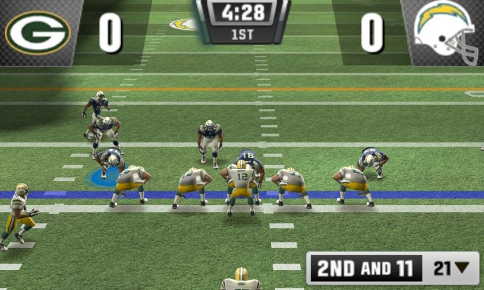 Nintendo 3DS Review: Madden NFL Football