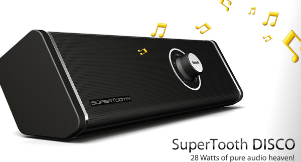 Review: SuperTooth Disco Bluetooth A2DP Stereo Speaker