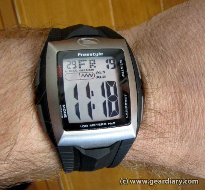GearDiary Review: Freestyle Buzz 2.0 Wristwatch
