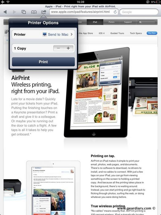 Ecamm Printopia for Mac Brings AirPrint Capability to iOS Users with Older Printers