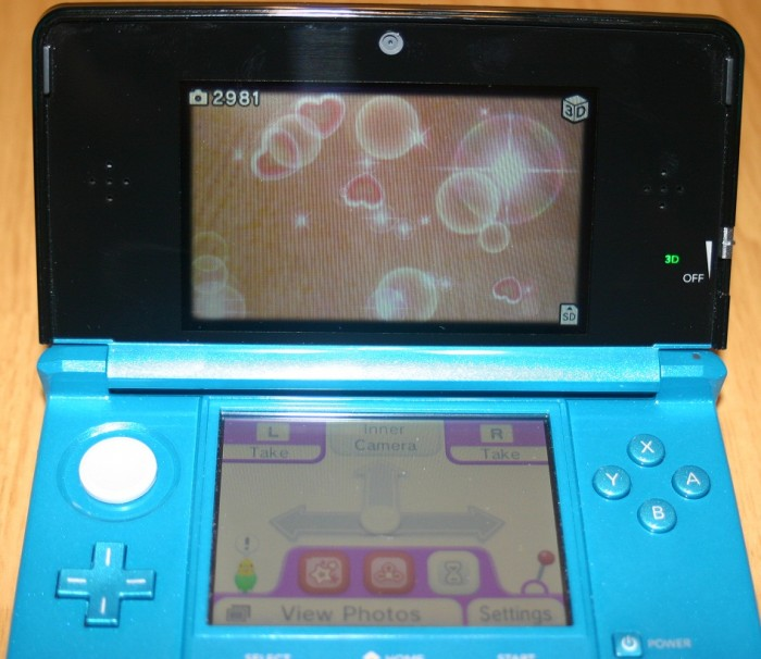 Game System Review: Nintendo 3DS: Part 1  Game System Review: Nintendo 3DS: Part 1  Game System Review: Nintendo 3DS: Part 1