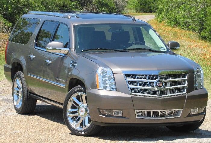 2011 Cadillac Escalade ESV a Real 'Stunner'