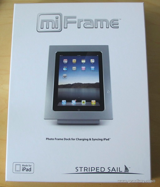 iPad Accessory Review: miFrame Photo Frame Dock for iPad  iPad Accessory Review: miFrame Photo Frame Dock for iPad  iPad Accessory Review: miFrame Photo Frame Dock for iPad