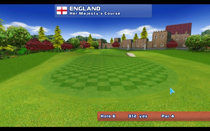 Mac Game Review: Let's Golf 2