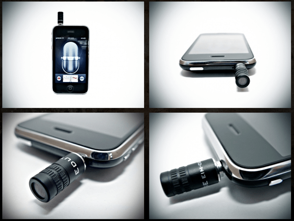 Smartphone and Tablet Accessory Review: The i-Microphone Voice Recorder