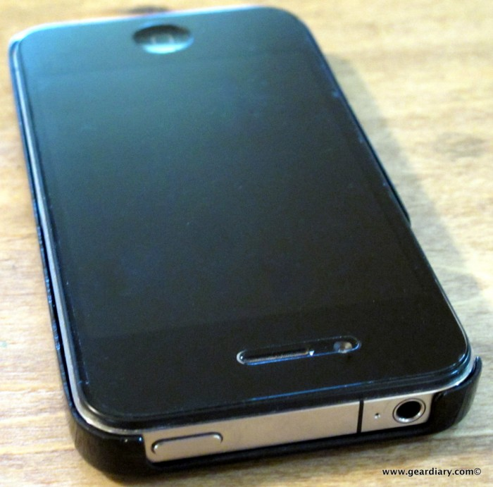 iPhone 4 Gear Review: monCarbone Magnet Force Carbon Fiber Case  iPhone 4 Gear Review: monCarbone Magnet Force Carbon Fiber Case
