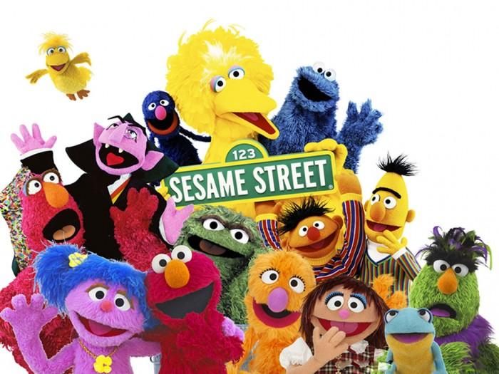 Random Cool Video: Classic Sesame Street