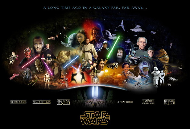 May the Fourth Be With You! Star Wars Blu-Ray Details Revealed!