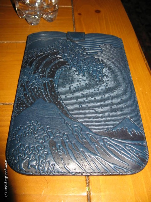 The Oberon Large eReader Sleeve Case Review