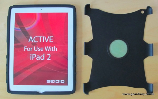 iPad 2 Case Review: Seidio Active Case for the iPad 2  iPad 2 Case Review: Seidio Active Case for the iPad 2  iPad 2 Case Review: Seidio Active Case for the iPad 2