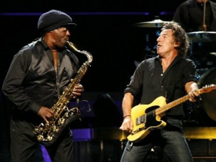 Music Diary Songs of Note: R.I.P. Clarence Clemons, aka 'The Big Man' With Bruce Springsteen
