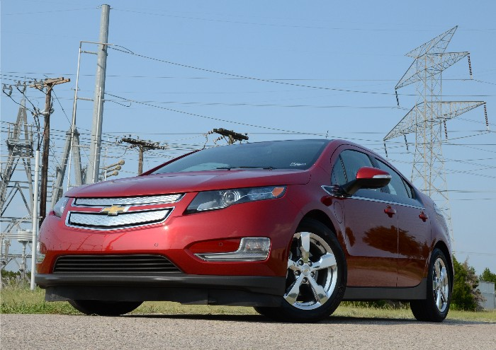 Chevy Volt: A Week in the Life  Chevy Volt: A Week in the Life  Chevy Volt: A Week in the Life  Chevy Volt: A Week in the Life  Chevy Volt: A Week in the Life