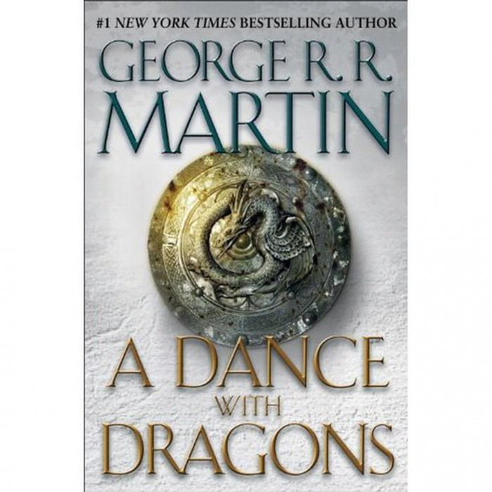 Looking for George R. R. Martin's 'A Dance With Dragons' ebook? Forget Comparison Shopping!