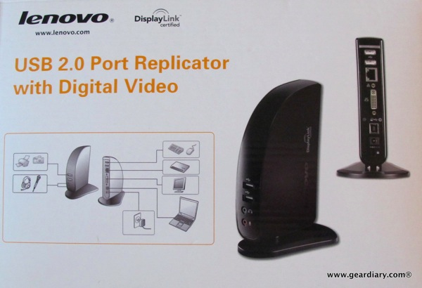 Laptop Gear Review: USB 2.0 Port Replicator with Digital Video