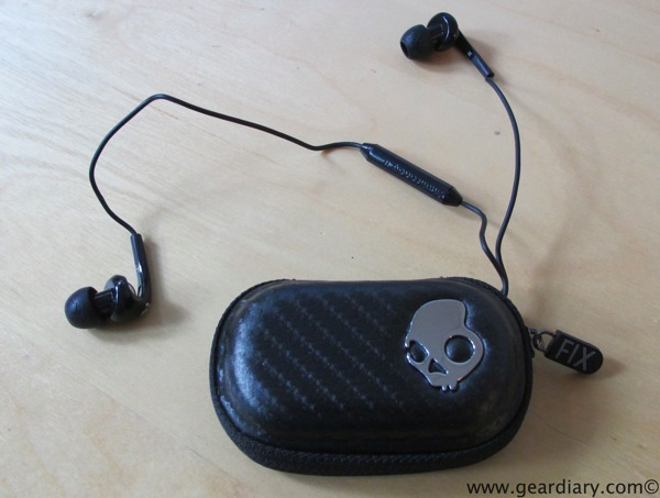 Earbud Review: Skullcandy FIX Earbuds  Earbud Review: Skullcandy FIX Earbuds  Earbud Review: Skullcandy FIX Earbuds  Earbud Review: Skullcandy FIX Earbuds