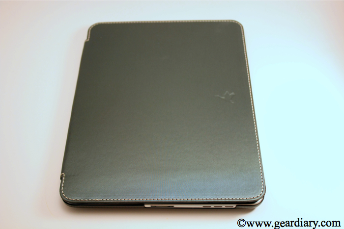 Review: monCarbone iPad Portfolio  Review: monCarbone iPad Portfolio