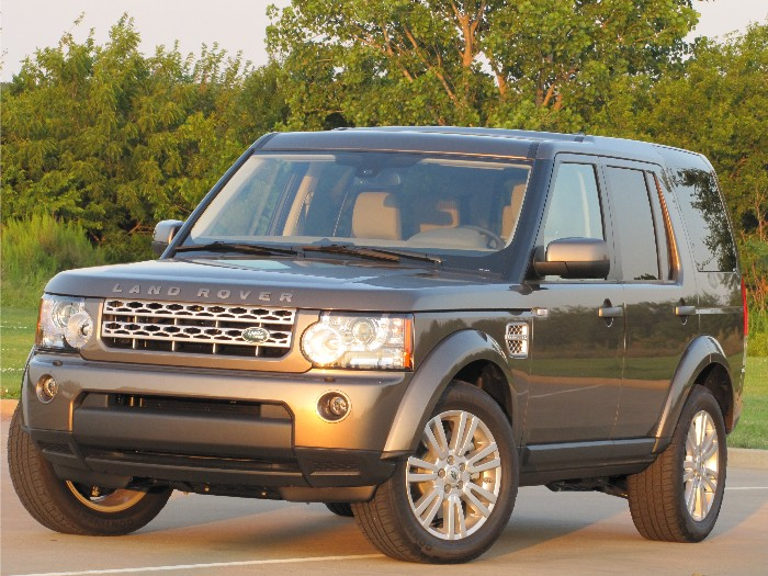 SUVs Land Rover Cars