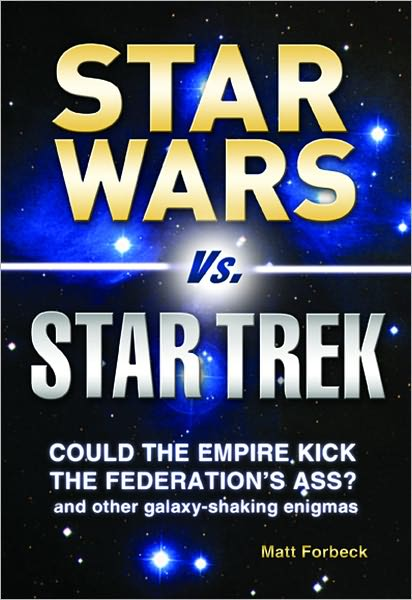 "Book Review: Sci-fi Showdown - ""Star Wars vs. Star Trek..."""