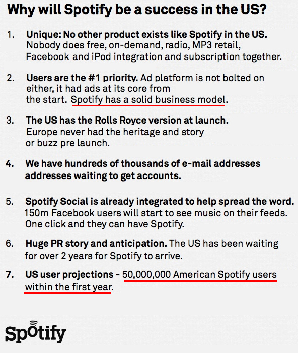 Music Diary Notes: Spotify Launch Next Week? Also, No Warner Music Deal (?) and Launch Notes Leaked!