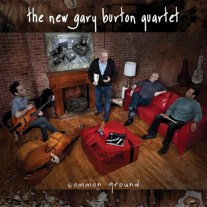 Music Diary Review: The New Gary Burton Quartet - 'Common Ground' (2011, Jazz)