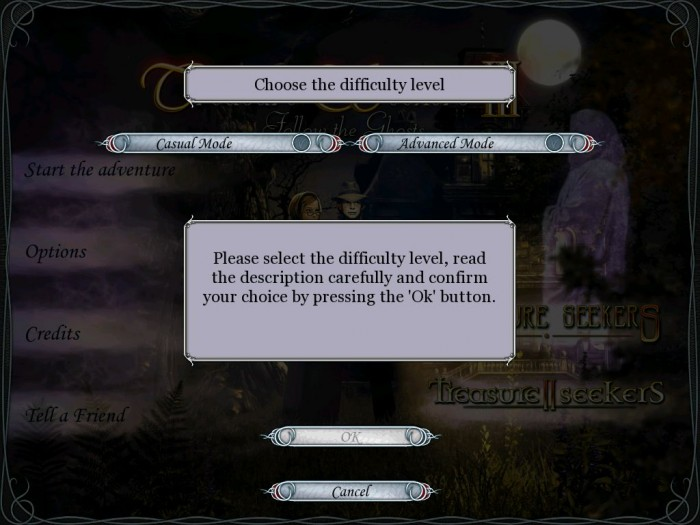 iPad Game Review: Treasure Seekers III HD: Follow the Ghosts