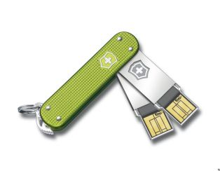 Victorinox Swiss Army Releases Innovative Luxury USB Line  Victorinox Swiss Army Releases Innovative Luxury USB Line