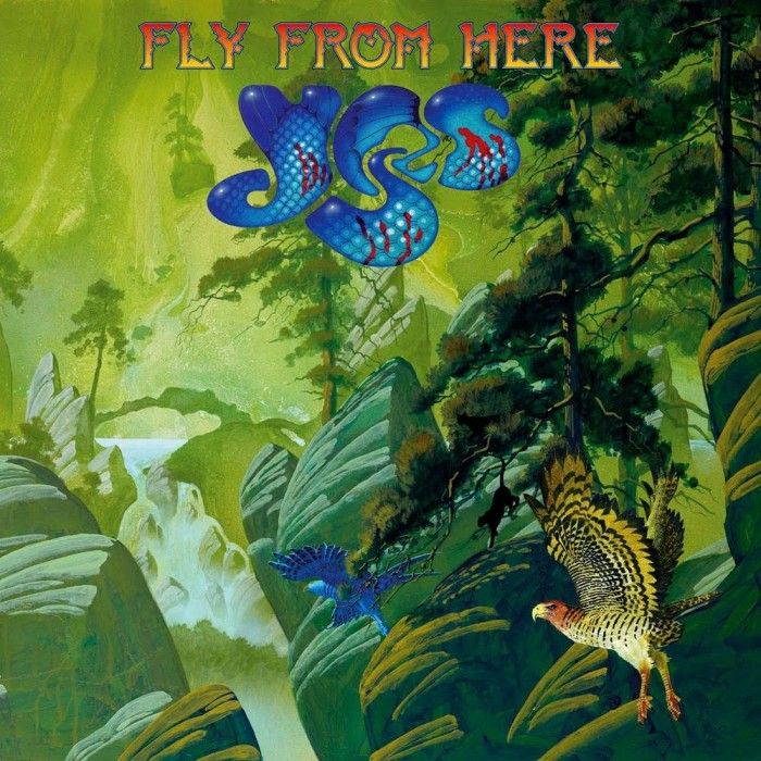 Music Diary Review: Yes - 'Fly From Here' (2011, Rock)