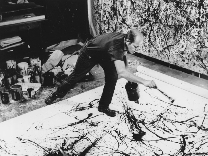Jackson Pollock ... Physicist?