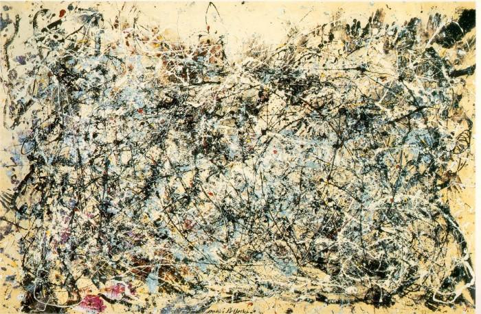 Jackson Pollock ... Physicist?