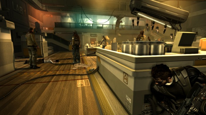 PlayStation 3 Review: Deus Ex: Human Revolution