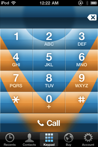 Review: Vonage Time to Call App for iOS